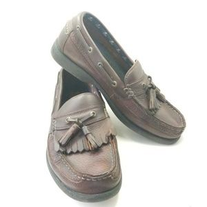 """Earth Shoe """"William"""" Loafers"""